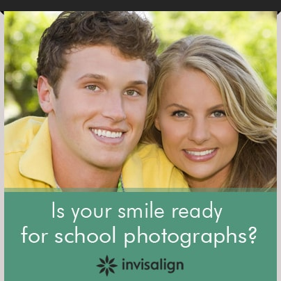 Is your smile ready for school photographs?