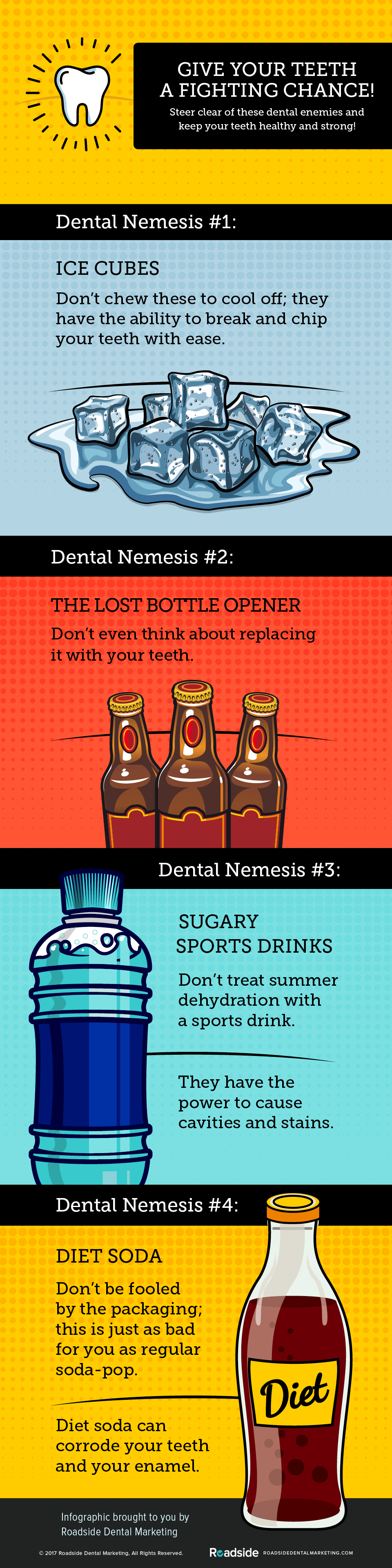 Protect your smile from these common dangers!