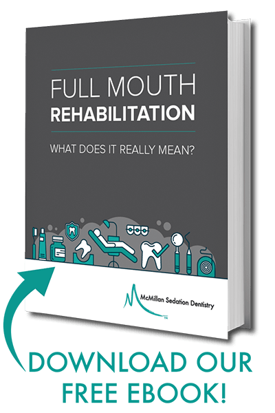 Free eBook preview about full mouth rehabilitation