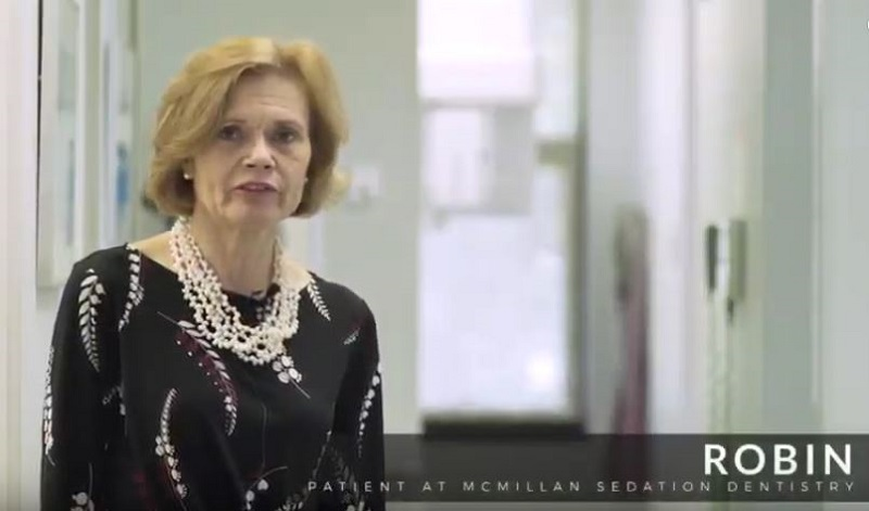 Robin shares her dental implants experience at McMillian Sedation Dentistry